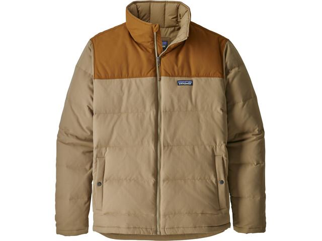 Patagonia M's Bivy Down Jacket Mojave Khaki